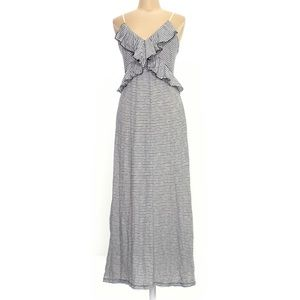 Max Studio Grey Summer Dress New Without Tags